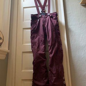 Pants - 686 Overall Ski Pants